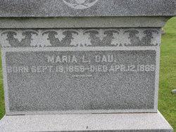 Maria L. Wills