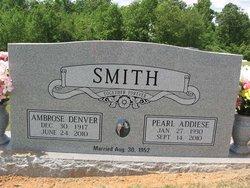 Ambrose Denver Smith