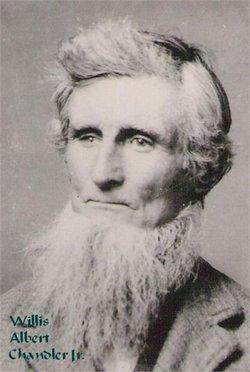 Willis Albert Chandler, Jr