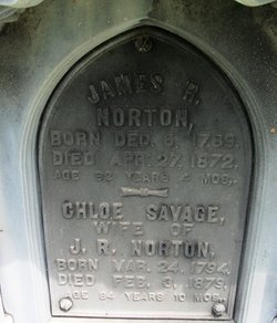 Chloe <i>Savage</i> Norton