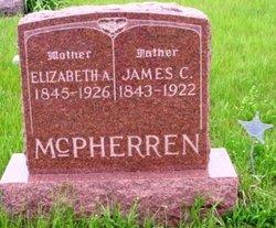 Elizabeth Adella <i>McFadden</i> McPherren