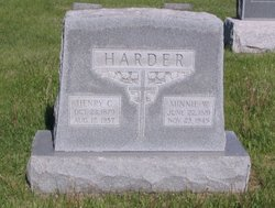 Henry C Harder