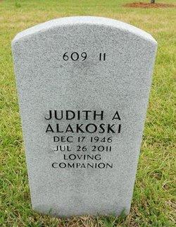 Judith Ann <i>Goodwin</i> Alakoski
