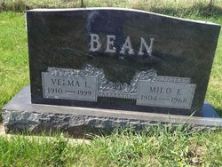Velma L. <i>Sitts</i> Bean