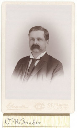 Orion Metcalf Barber