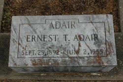 Ernest Tindall Adair