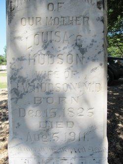 Louisa Crawford <i>Kennedy</i> Hudson