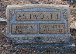 Elizabeth <i>Bryant</i> Ashworth