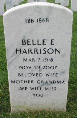 Belle E Harrison
