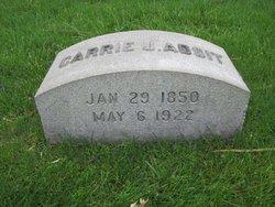 Carolyn Jane Carrie Adsit