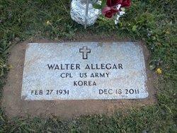 Walter Allegar, Jr