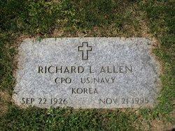 Richard L Allen