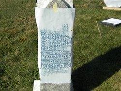 Archibald Carothers