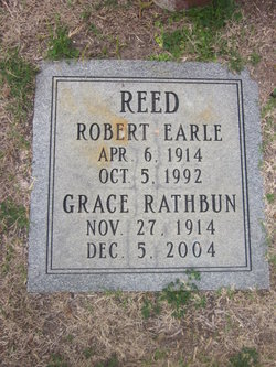 Robert Earle Reed