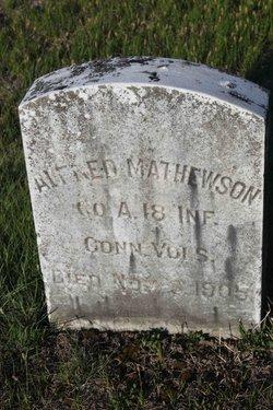 Alfred Mathewson