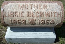 Elizabeth Libbie <i>Gault</i> Beckwith
