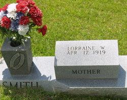 Lorraine W. Smith