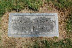 Michael James Donovan