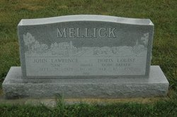 John Sam Lawrence Mellick