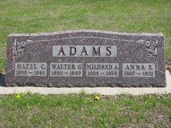 Walter Gresham Adams