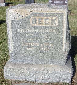 Elizabeth A. Beck