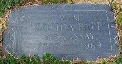 Sophia <i>Kassai</i> Papp