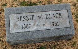 Bessie W. Black