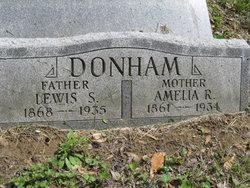 Amelia Rosila <i>Rumpel</i> Donham