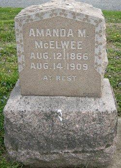Amanda M McElwee