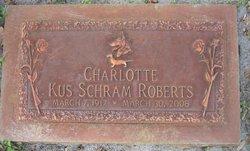 Charlotte Kus Schram Roberts