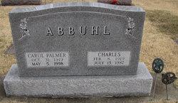 Carol <i>Palmer</i> Abbuhl