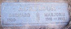 Marjorie Jane Ackerson