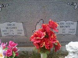 Pearl Alene Brown