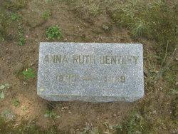 Ann Ruth Bentley
