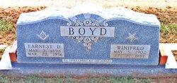 Winifred Winnie <i>Griffin</i> Boyd