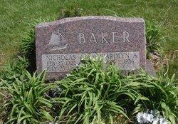Nicholas Baker