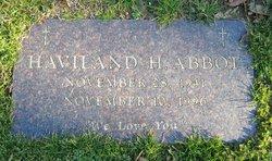 Haviland H. Abbot