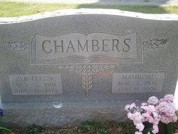 Zeb Lee Chambers, Sr