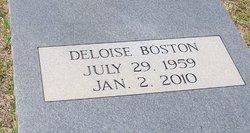 Deloise Boston