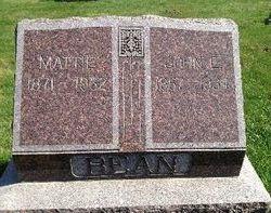 John E. Bean