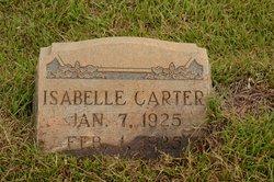 Isabelle Carter