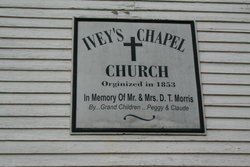 Iveys Chapel Cemetery