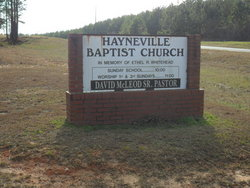 Hayneville Baptist Church Cemetery (Pitts Road)