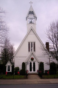 Church of Our Saviour Memorial Gardens