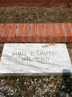 James P Chappell