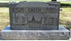 Norma <i>Sant Green</i> Dorsey