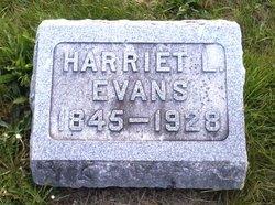 Harriet <i>Longstreth</i> Evans