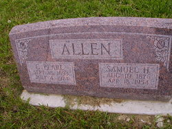C Pearl Allen