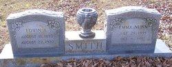 Edwin Alfonzo Smith