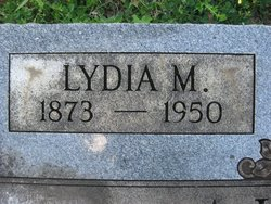 Lydia M. <i>Burkhart</i> Alsup